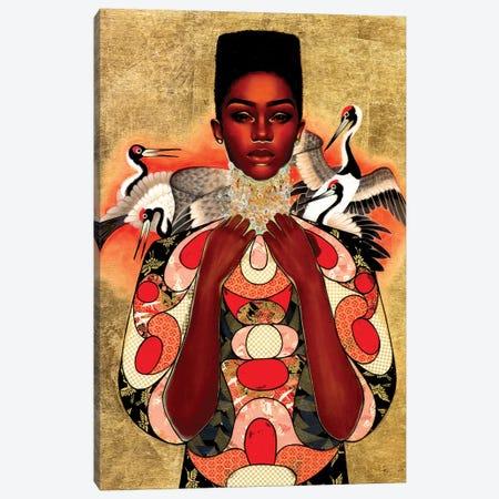Divine Skin Canvas Print #BRV2} by Lauren Brevner Canvas Print