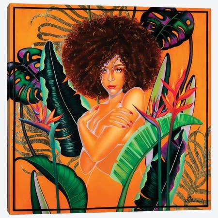 Hayleau Canvas Print #BRV4} by Lauren Brevner Canvas Artwork