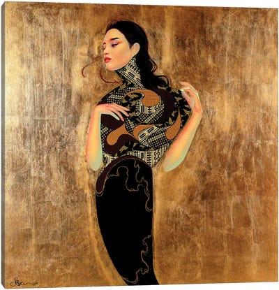 Hyacinth Canvas Art Print