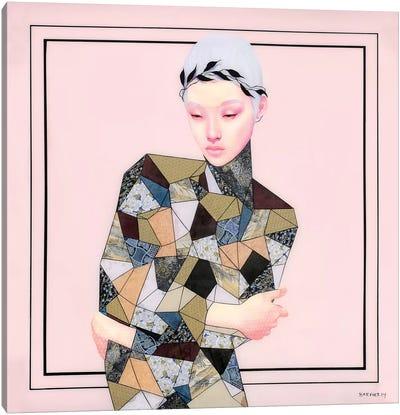 Kishi Kaisei Canvas Art Print