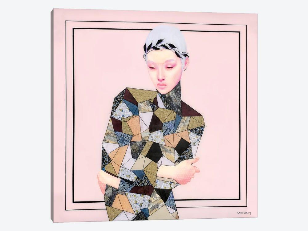 Kishi Kaisei by Lauren Brevner 1-piece Canvas Art