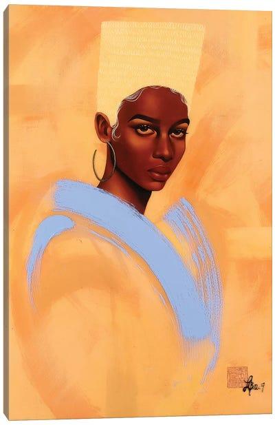 Lola Canvas Art Print