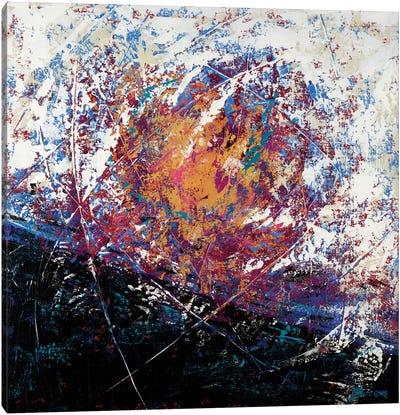 Invincible Canvas Art Print