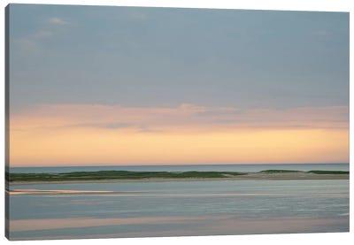 Pastel Sunrise Canvas Art Print