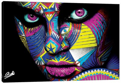 Angelita Canvas Art Print
