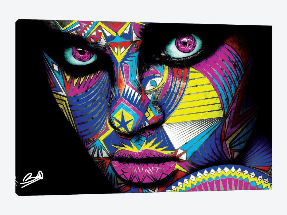 Angelita by Baro Sarre 1-piece Canvas Wall Art