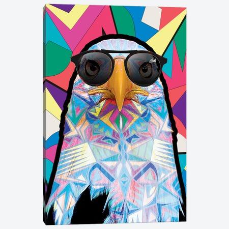 Animal Starz Aigle 3-Piece Canvas #BSA12} by Baro Sarre Canvas Wall Art