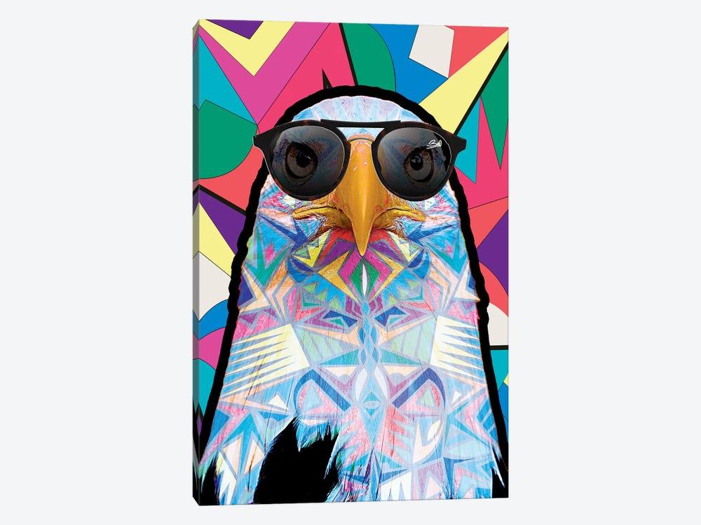 Animal Starz Aigle by Baro Sarre 1-piece Canvas Wall Art