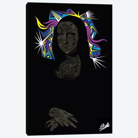 Baconde Canvas Print #BSA18} by Baro Sarre Canvas Art