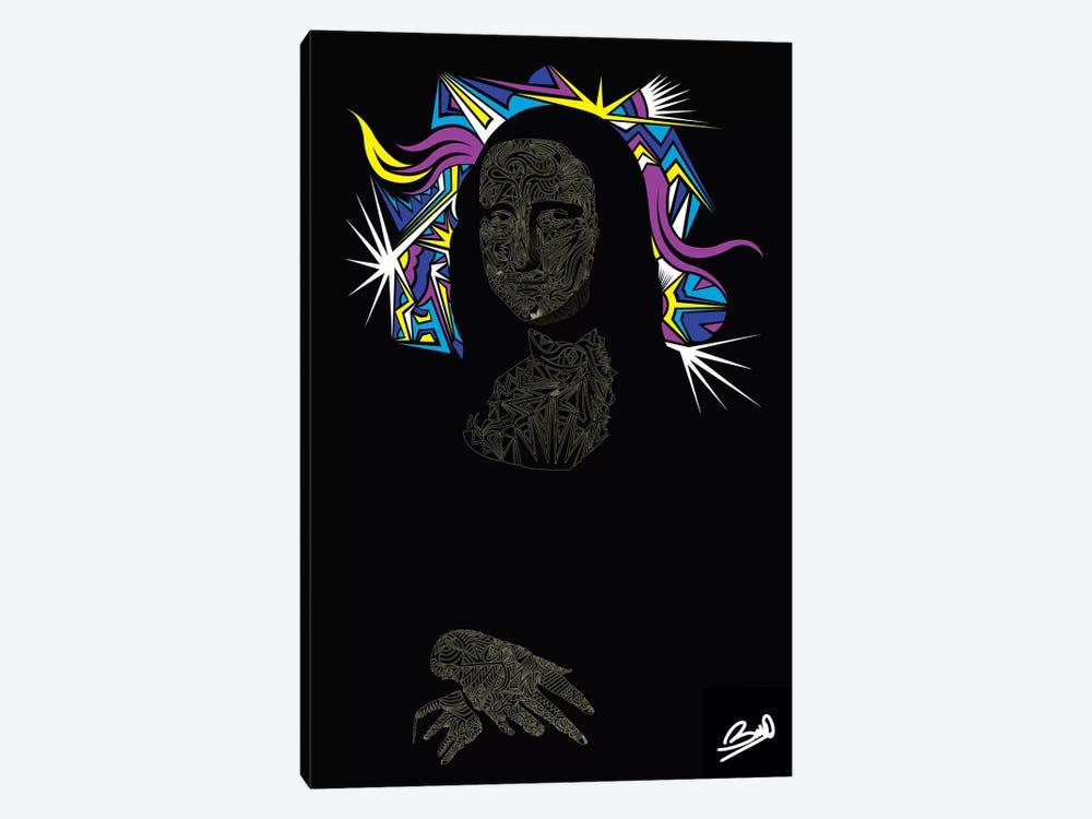 Baconde by Baro Sarre 1-piece Canvas Artwork