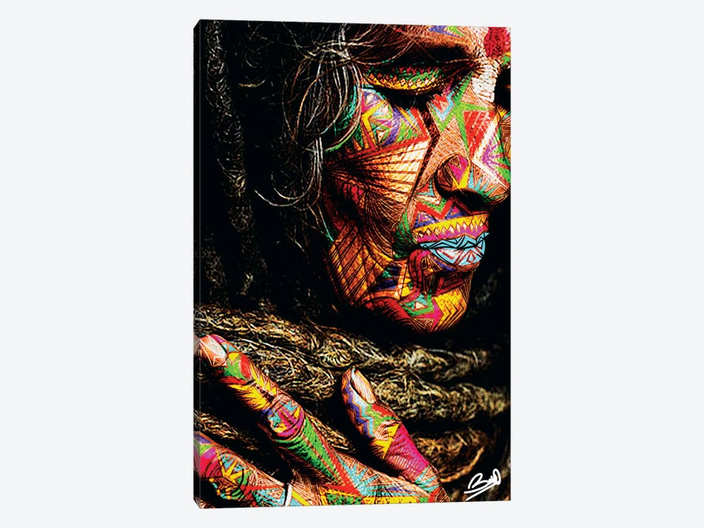 Aartri by Baro Sarre 1-piece Canvas Wall Art