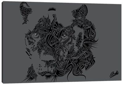 Black Panthere Canvas Art Print