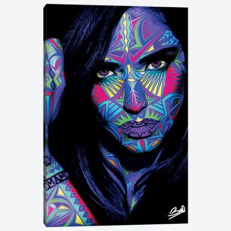 Chiara Canvas Print #BSA23} by Baro Sarre Canvas Art Print