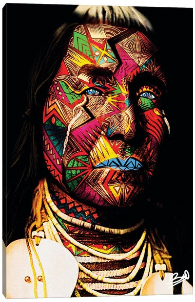 Donaconna Canvas Art Print