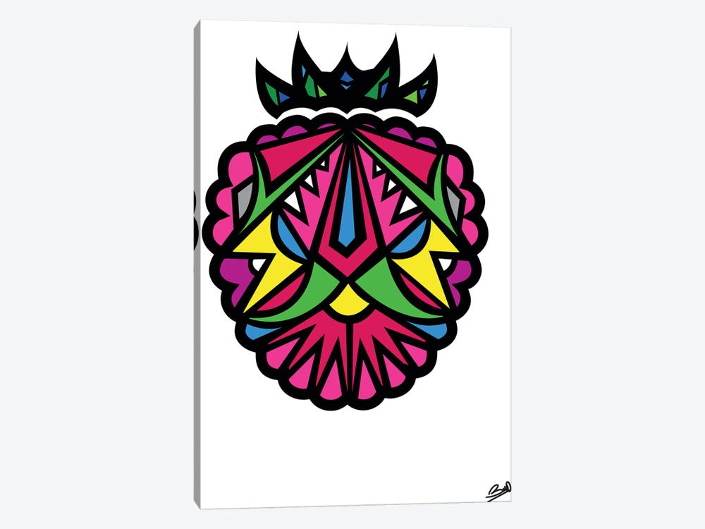 Framboise by Baro Sarre 1-piece Canvas Print