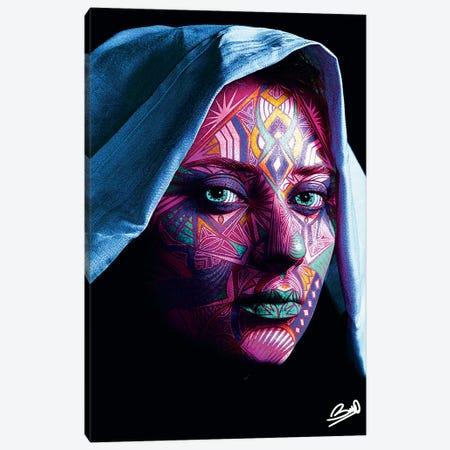 Maria Canvas Print #BSA45} by Baro Sarre Canvas Artwork