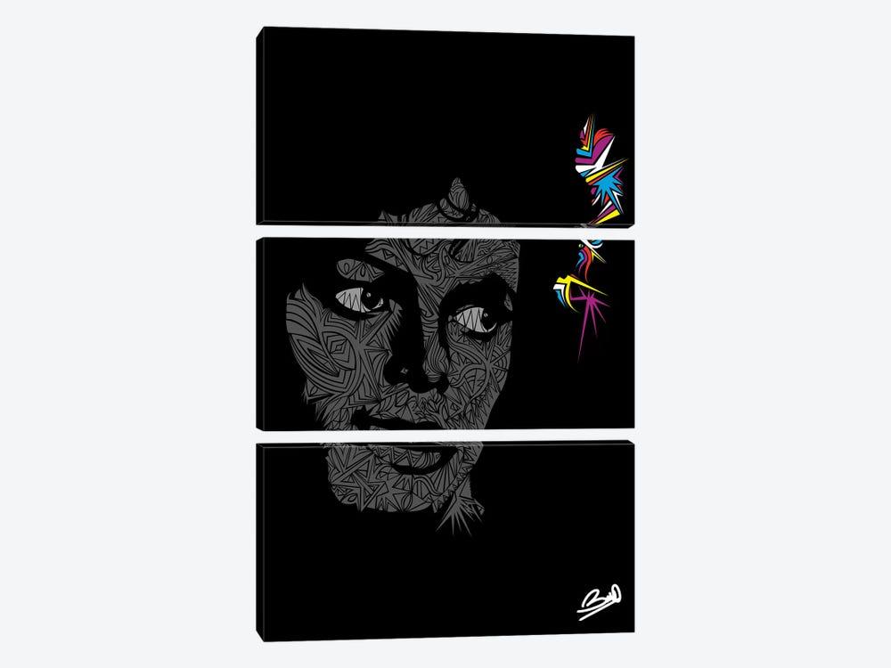 Michael Jackson by Baro Sarre 3-piece Art Print