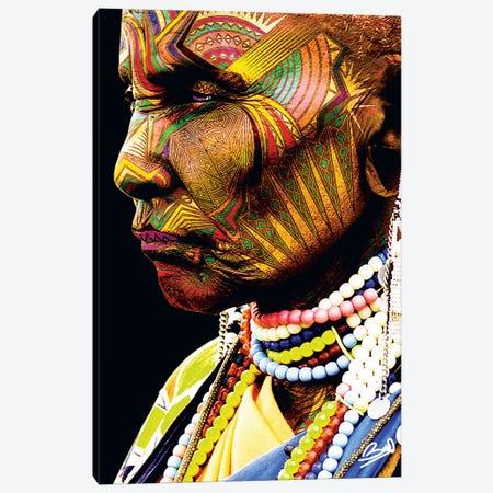 Naforeari Canvas Print #BSA47} by Baro Sarre Canvas Wall Art