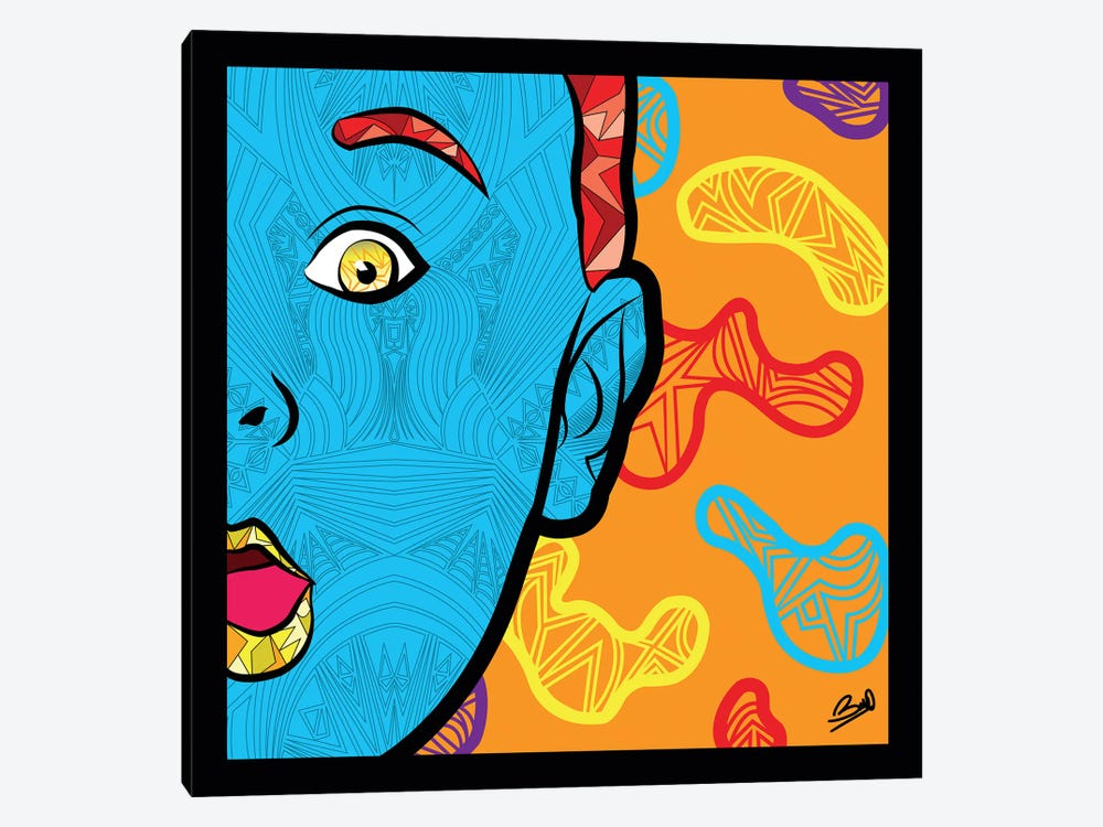 Pop Innocence by Baro Sarre 1-piece Canvas Wall Art