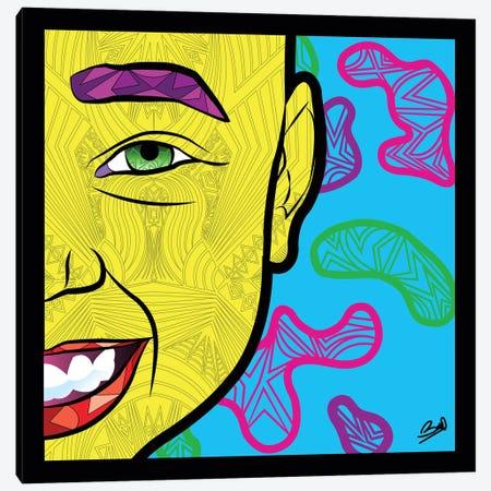 Pop Joie Canvas Print #BSA59} by Baro Sarre Canvas Artwork