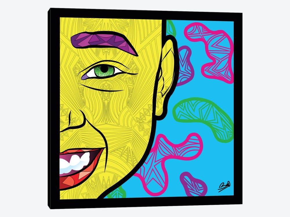 Pop Joie by Baro Sarre 1-piece Canvas Print