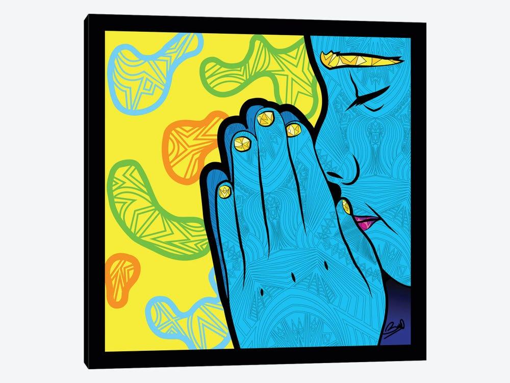 Pop Paix by Baro Sarre 1-piece Art Print