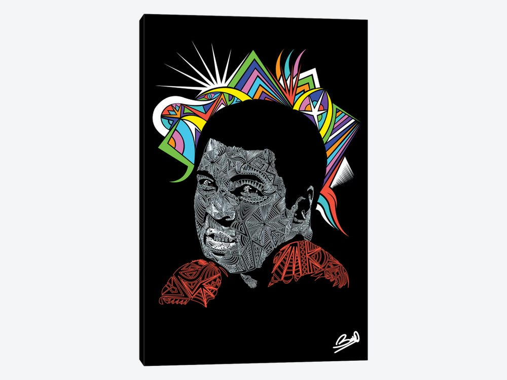 Ali by Baro Sarré 1-piece Art Print
