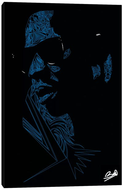 Shawn Carter Canvas Art Print