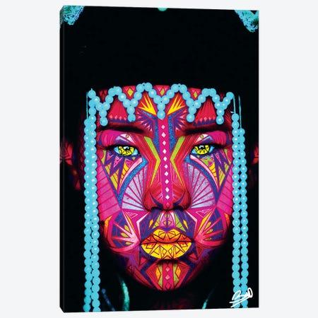 Sukh 3-Piece Canvas #BSA73} by Baro Sarre Canvas Wall Art