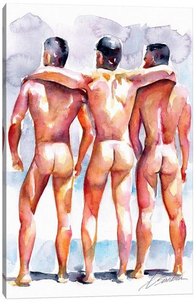 Summer Days Gone By Canvas Art Print