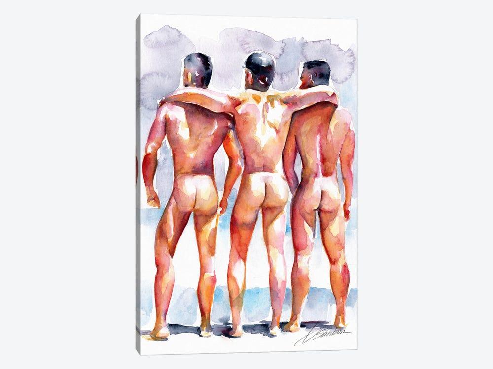 Summer Days Gone By by Brenden Sanborn 1-piece Art Print