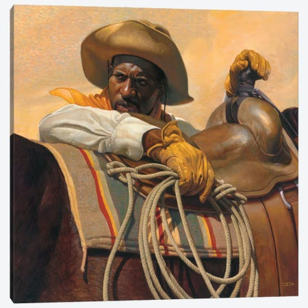 Now What? Canvas Print #BSH21} by Thomas Blackshear II Canvas Wall Art