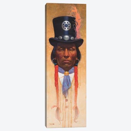 Top Hat Canvas Print #BSH30} by Thomas Blackshear II Canvas Print