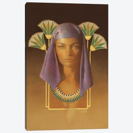 Egyptian Jewel Canvas Print #BSH34} by Thomas Blackshear II Canvas Wall Art