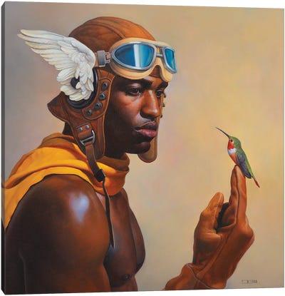 Airmans Inspiration Canvas Art Print