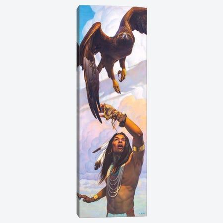 Taking Flight Canvas Print #BSH40} by Thomas Blackshear II Canvas Wall Art