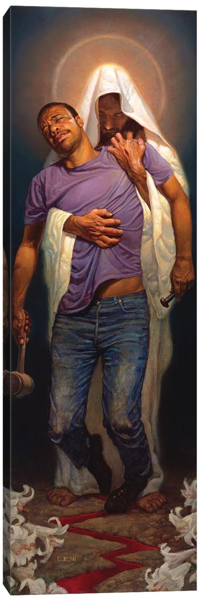Forgiven II Canvas Art Print