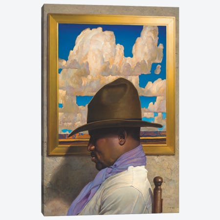 Dixon Dream Canvas Print #BSH9} by Thomas Blackshear II Art Print