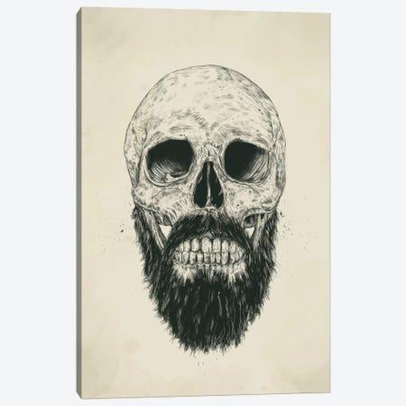 The Beard Is Not Dead Canvas Print #BSI111} by Balazs Solti Canvas Wall Art