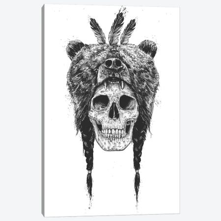 Dead Shaman Canvas Print #BSI113} by Balazs Solti Canvas Art