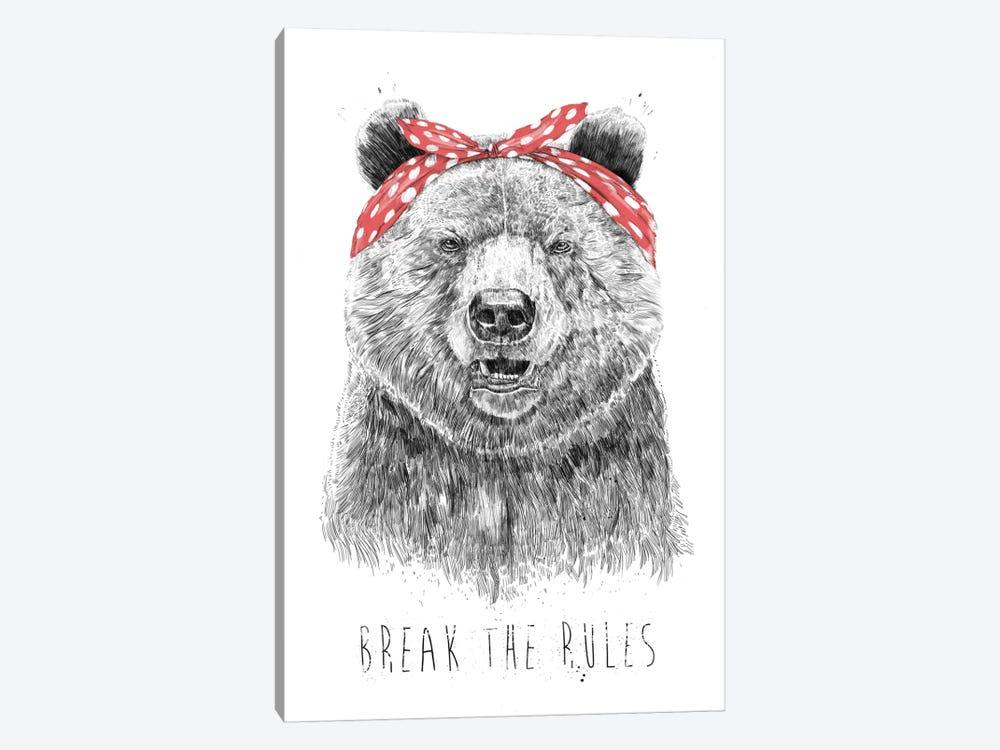 Break The Rules by Balazs Solti 1-piece Canvas Art