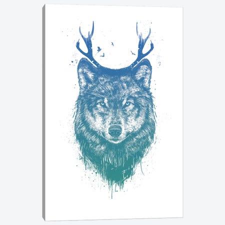I'm Your Deer Canvas Print #BSI142} by Balazs Solti Canvas Print