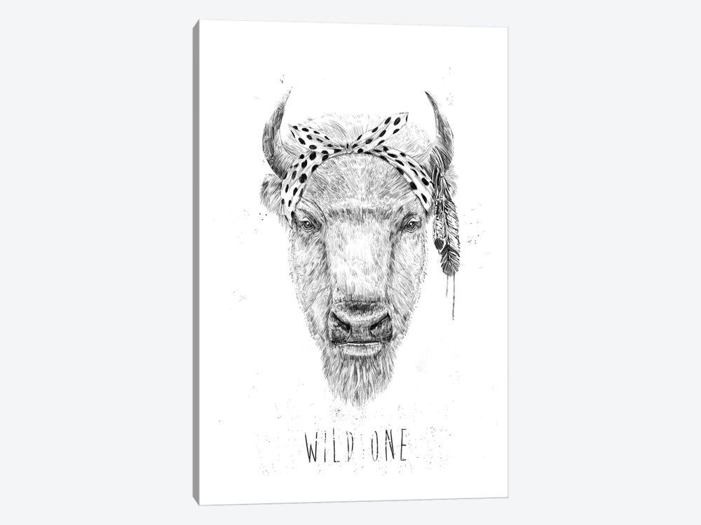 Wild One by Balazs Solti 1-piece Art Print