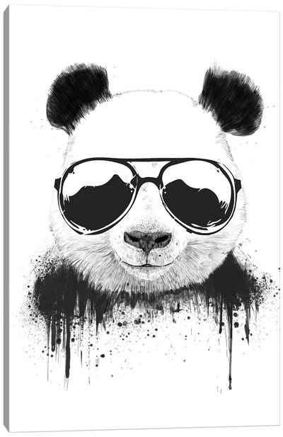 Stay Cool Canvas Art Print