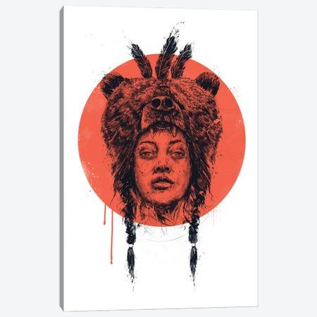 Shaman Canvas Print #BSI229} by Balazs Solti Canvas Wall Art
