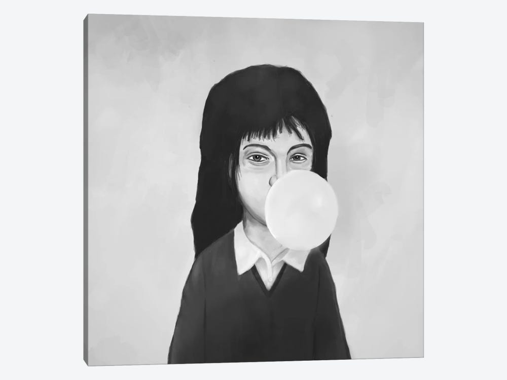 Bubble by Balazs Solti 1-piece Art Print