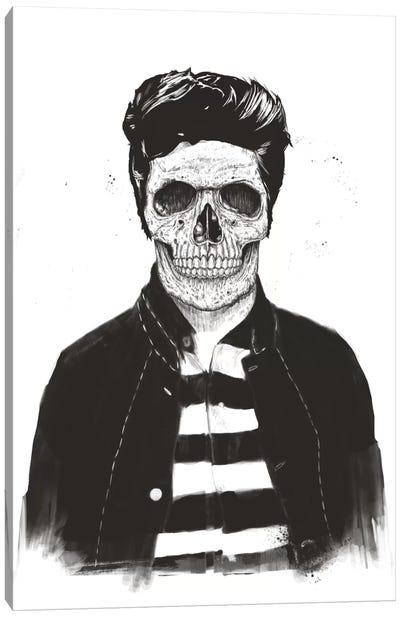 Death Fashion Canvas Print #BSI48