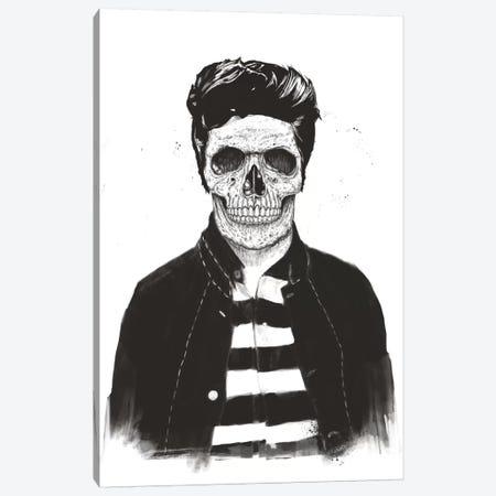 Death Fashion Canvas Print #BSI48} by Balazs Solti Canvas Print