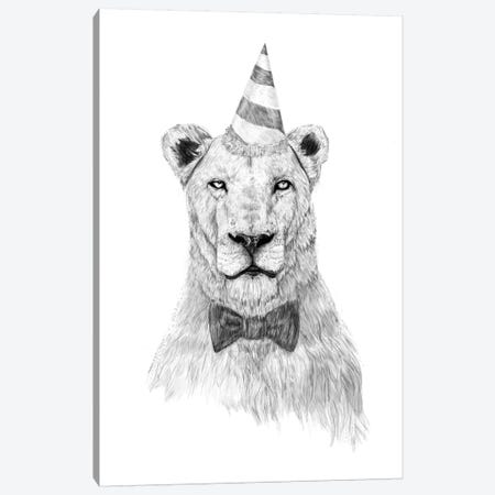 Get The Party Started Canvas Print #BSI58} by Balazs Solti Canvas Art