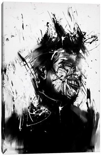 Glasswall Canvas Art Print